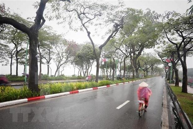 河内市摆脱10个污染最严重的城市榜单 hinh anh 1