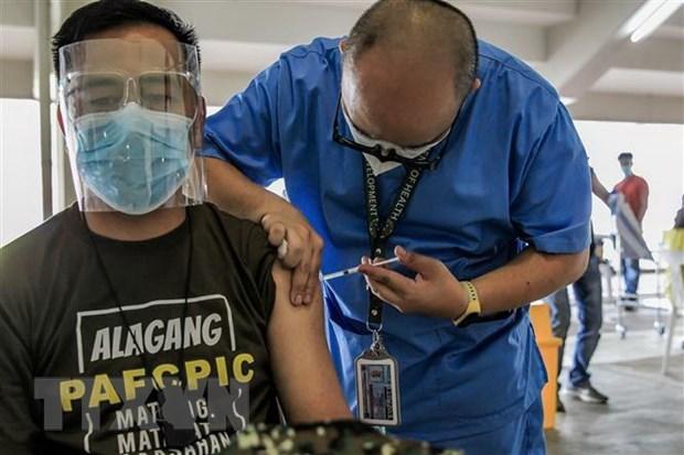 新冠肺炎疫情:泰国考虑在泼水节期间采取防疫措施 菲律宾确诊病例激增 hinh anh 1