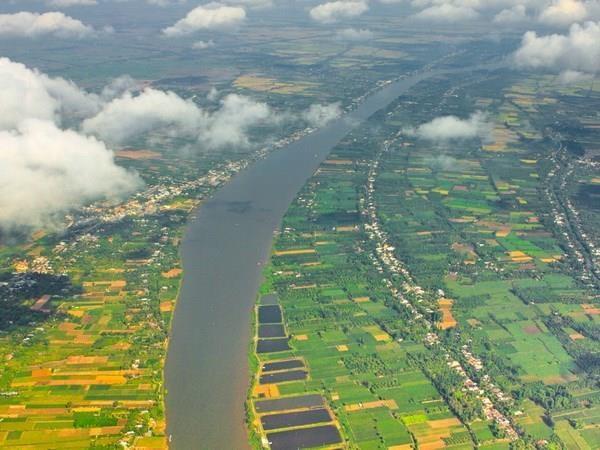 公平和可持续地管理河流 hinh anh 1