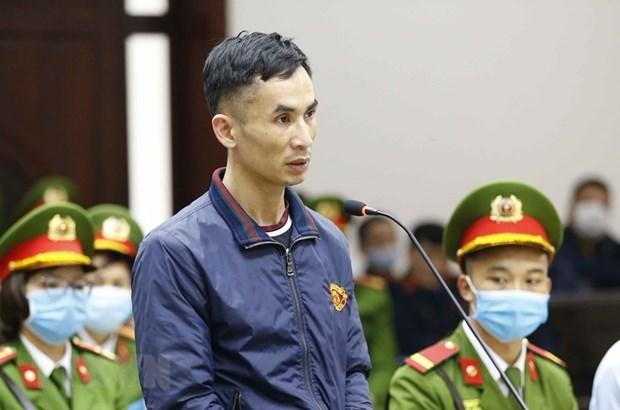 河内同心乡谋杀和妨碍公务案二审驳回6名被告人上诉 维持原判 hinh anh 1