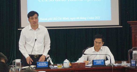 胡志明市拟拔出96万亿越盾投建15个重点交通项目 hinh anh 1