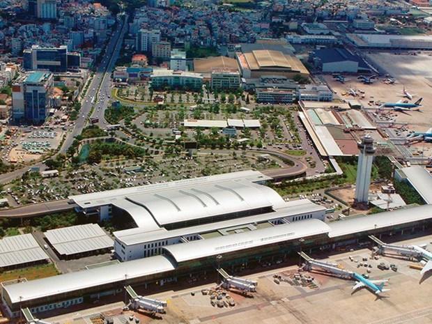 胡志明市新山一国际机场T3航站楼将于10月份动工兴建 hinh anh 1