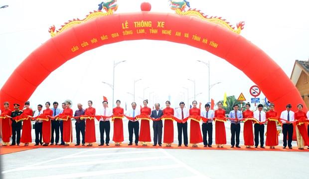 政府总理阮春福:乂安省需从广度转向深度发展 hinh anh 3