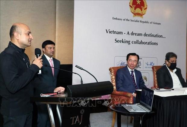 越南在印度推广国家旅游与形象 hinh anh 2