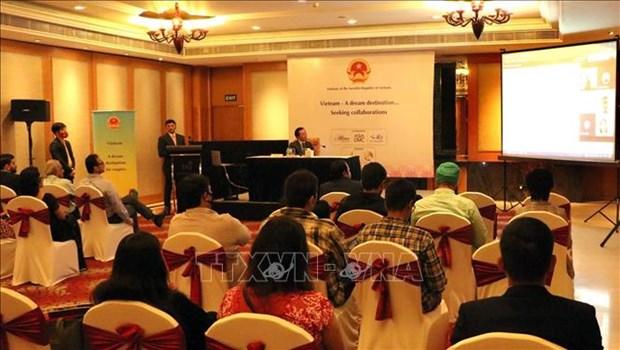 越南在印度推广国家旅游与形象 hinh anh 1