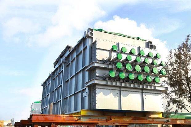 日本与泰国客户收购越南斗山公司的2600吨产品 hinh anh 1