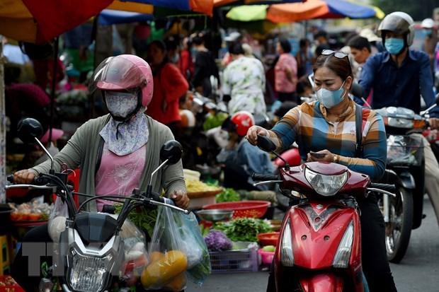 东南亚新冠肺炎疫情:菲律宾、印度尼西亚单日新增确诊病例超4千 hinh anh 1