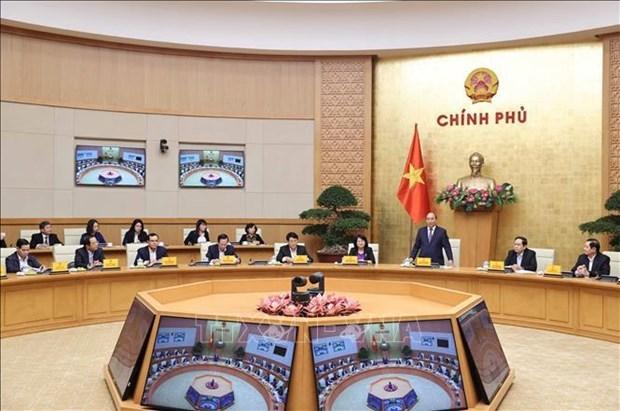 越南政府总理阮春福:竞赛奖励工作要及时、公开、透明 hinh anh 1