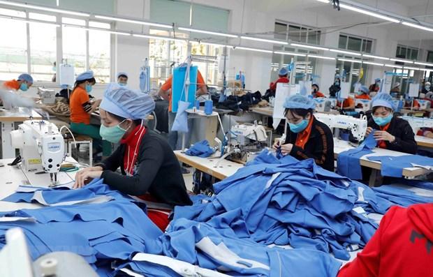 孟加拉国媒体分析越南服装行业的优势 hinh anh 1