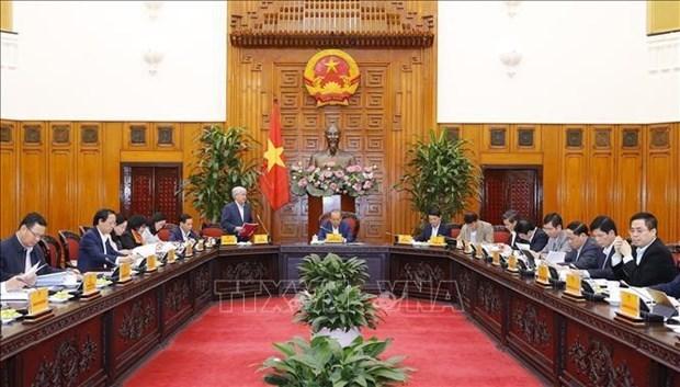 越南政府常务副总理张和平: 继续大力发展少数民族地区经济社会发展 hinh anh 1
