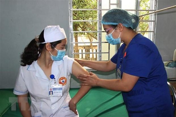 越南连续5天无新增本地新冠肺炎确诊病例 hinh anh 1