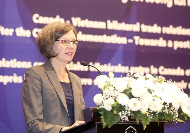 CPTPP协定:为越南与加拿大贸易多样性提供有力支撑 hinh anh 2