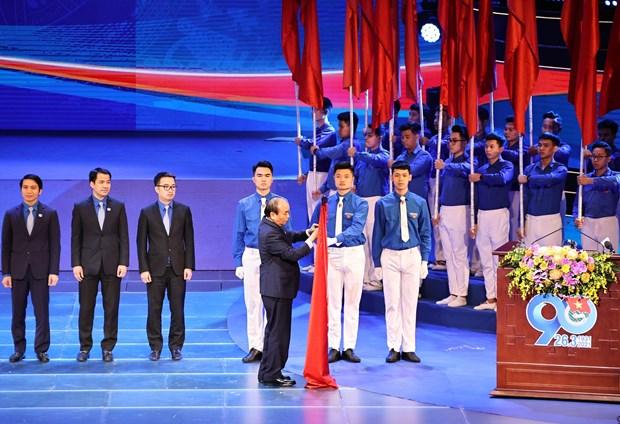 阮富仲:青年强则民族强 民族力量中含有青年力量 hinh anh 2