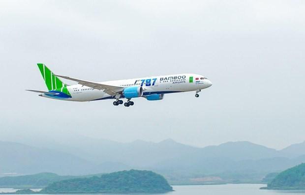 英国准许越竹于2021年5月开始在希思罗机场执行航班起降6架次 hinh anh 1