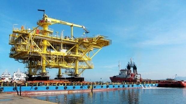 巴地头顿省海上金星-大月油港即将开放运营 hinh anh 1