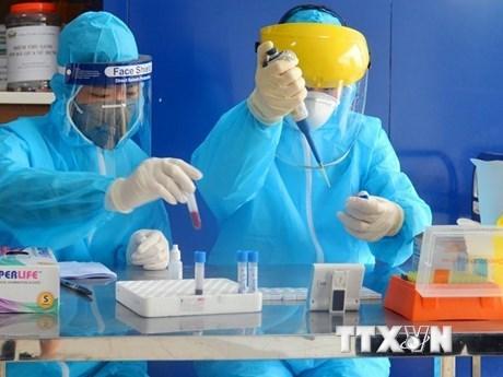 30日上午越南无新增新冠肺炎确诊病例 hinh anh 1