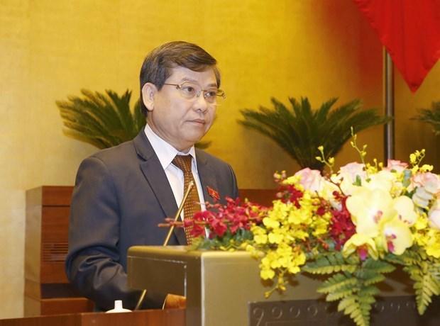 国会讨论最高人民法院和最高人民检察院的述职报告 hinh anh 2