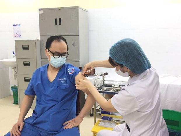 新冠肺炎疫情:6日上午越南无新增确诊病例 hinh anh 1