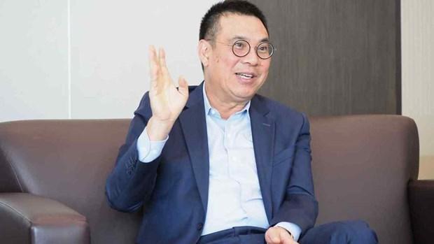 泰国暹罗白水泥集团对越南市场的经营前景持乐观态度 hinh anh 2