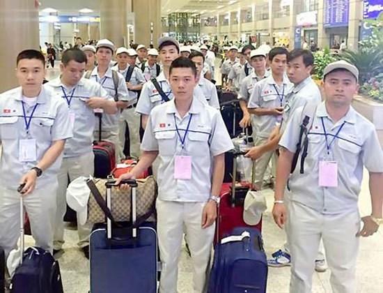 越南力争完成2021年外派劳务人员达9万人的目标 hinh anh 1