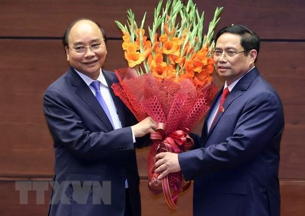 各国领导人向越南领导人致贺电、贺信和通电话表示祝贺 hinh anh 2