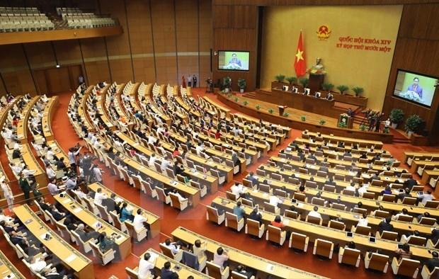 旅德越南知识分子对越南新政府寄予厚望 hinh anh 1