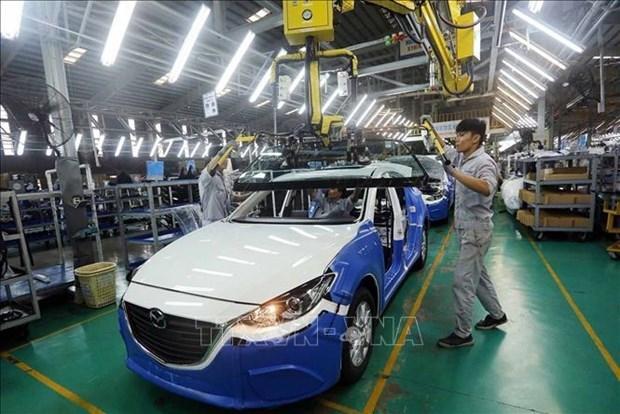2021年3月份越南汽车销量环比增长127% hinh anh 1