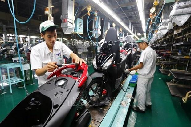 2021年第一季度越南摩托车销量下降4%以上 hinh anh 1
