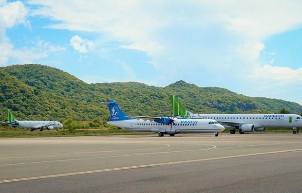 研究安装昆岛机场照明系统 提升机场运营效率 hinh anh 1