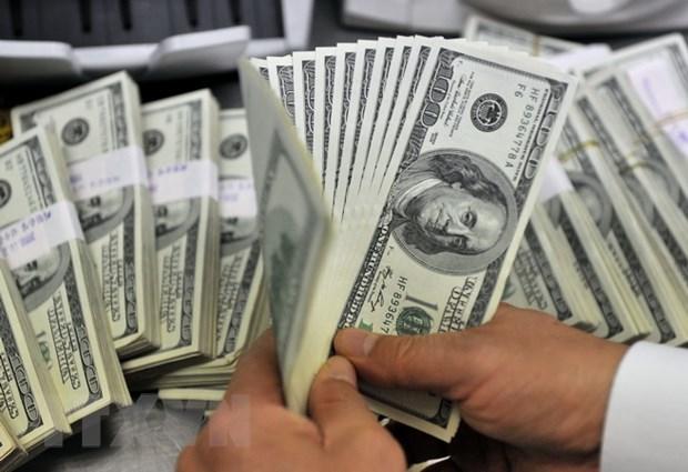 13日上午美元和人民币汇率上调4越盾 hinh anh 1