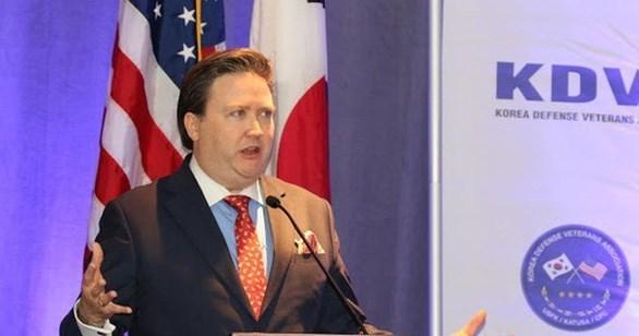 美国国务院负责韩国和日本事务的助理国务卿或将担任美国驻越大使 hinh anh 1