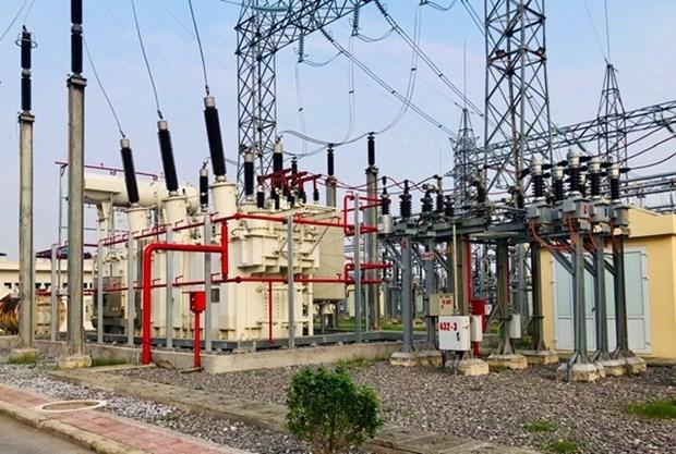 越南国家输电总公司首座220kV数字化变电站今日并网验收 hinh anh 1