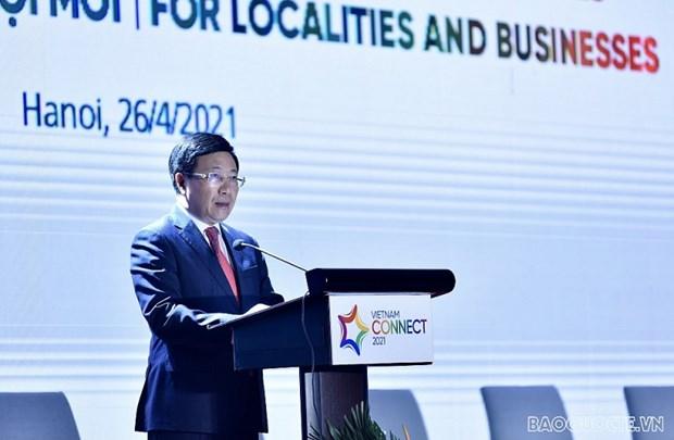 政府副总理范平明:政府将集中解决吸引外资中的4个问题 hinh anh 1