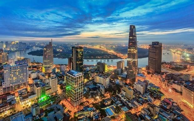 胡志明市与新加坡在城市规划发展方面建立合作关系 hinh anh 1