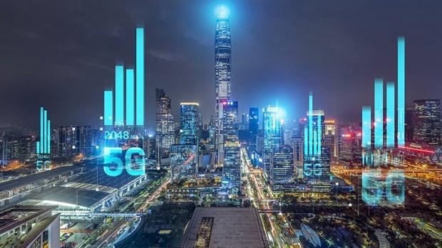 数字化转型:中国强调与东盟的巨大数字化合作潜力 hinh anh 1
