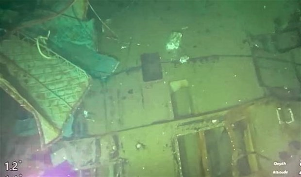 越南外交部就印尼潜艇逝世向印尼外长致慰问电 hinh anh 1