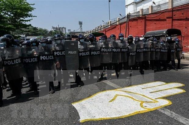 韩国欢迎东盟为停止缅甸的暴力所作出的努力 hinh anh 1