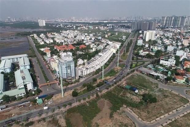 2021年4月胡志明市吸引外资达11.4亿美元 hinh anh 1