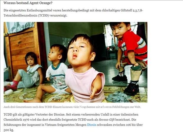 德国媒体就陈素娥女士历史性诉讼案进行报道 hinh anh 3