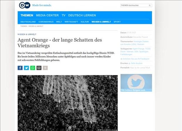 德国媒体就陈素娥女士历史性诉讼案进行报道 hinh anh 2