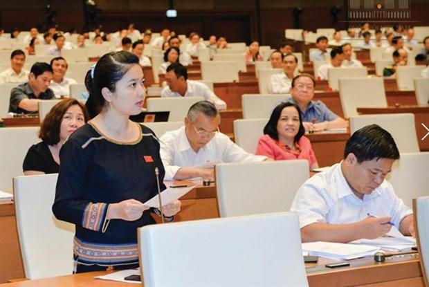 越南计划将少数民族国会代表比例提升至18% hinh anh 1