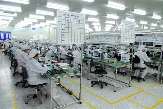越南是韩国投资商最具吸引力的投资目的地 hinh anh 1