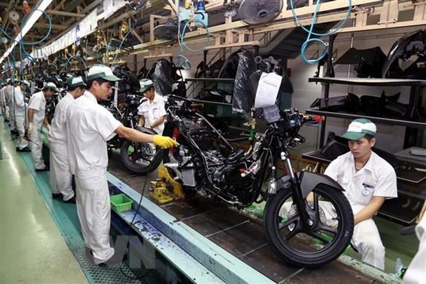本田(越南)公司摩托车营收仍增长27%以上 hinh anh 1