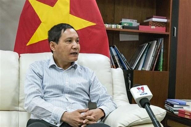 """以巴冲突:越南驻以色列大使馆将公民保护工作视为""""第一要务"""" hinh anh 1"""