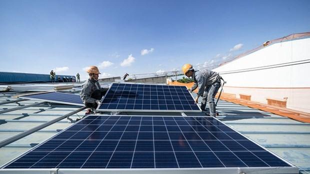 印度对原自越南等国的太阳能电池启动反倾销立案调查 hinh anh 1