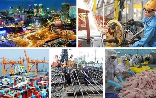 越南经济将于2021年实现强劲复苏 hinh anh 1