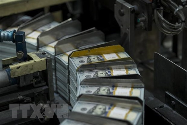 5月20日上午越盾对美元汇率中间价下调3越盾 hinh anh 1