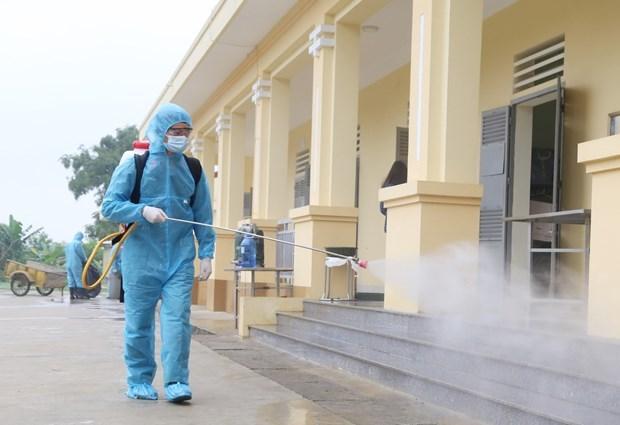 23日上午越南新增31例本地新冠肺炎确诊病例 hinh anh 1