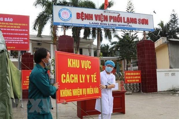 俄罗斯官员对越南防疫成绩表示印象深刻 hinh anh 1