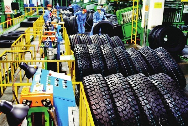 工贸部努力保护越南轮胎生产企业的权益 hinh anh 1